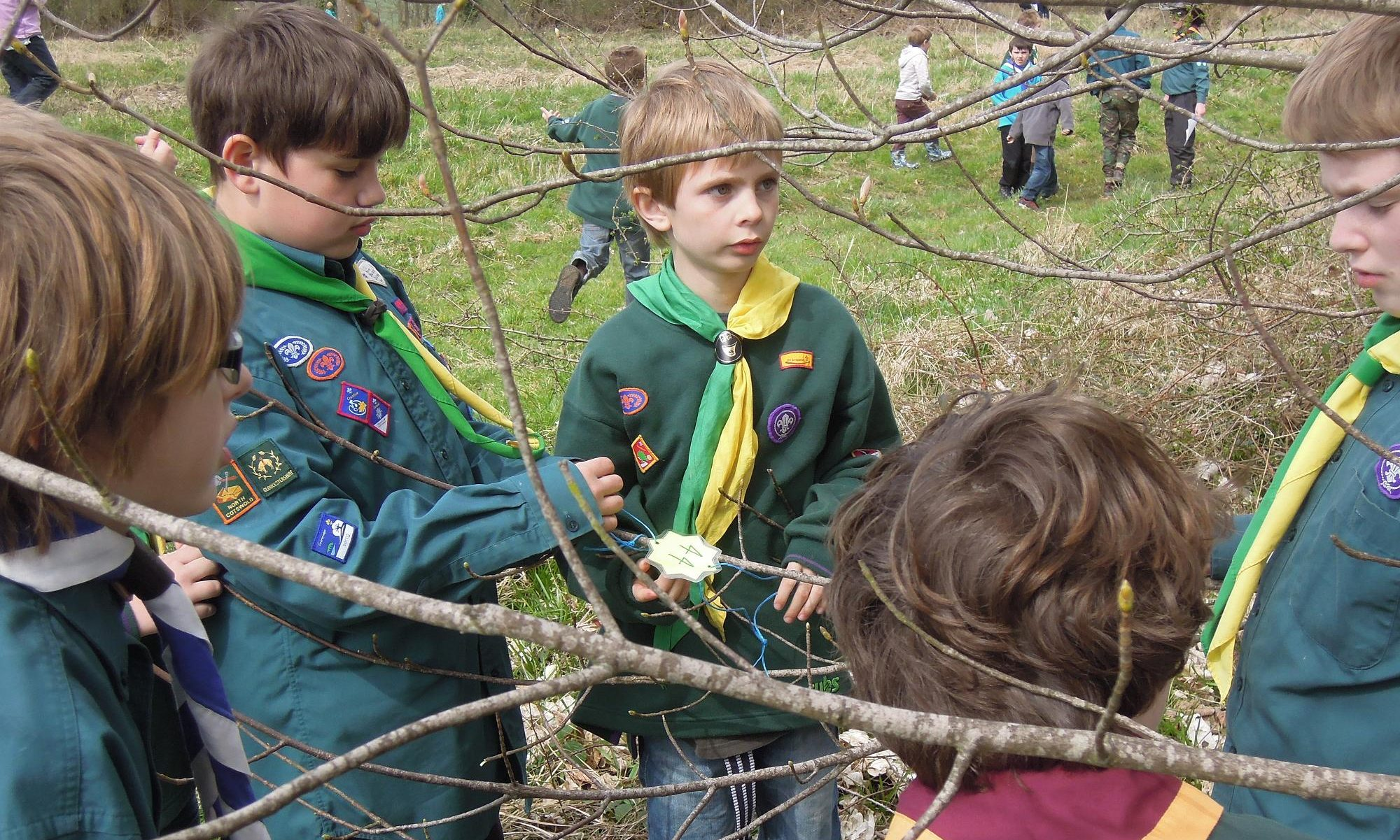 North Cotswold District Scouts